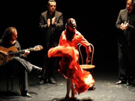 Flamenco-Festival-in-Barcelona
