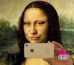 Ipad Mona Lisa