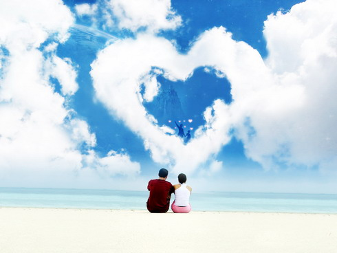 Love_Romantic_Beach_Couple