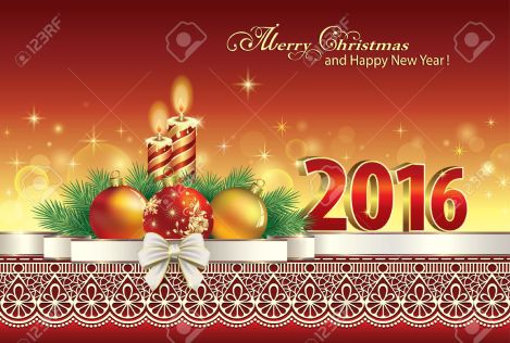 Merry-Christmas-and-Happy-New-Year-2016-Stock-Vector