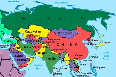 china-russia-map
