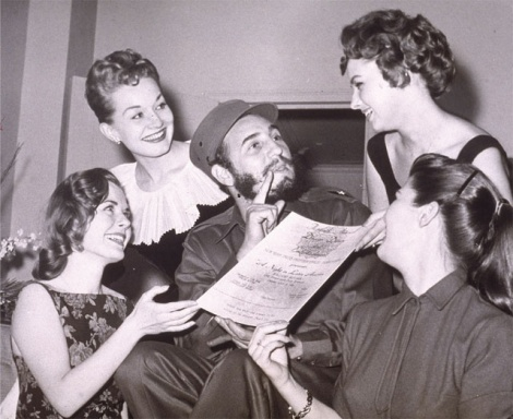 castro-surrounded-by-women
