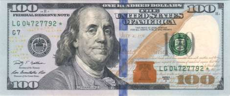obverse_of_the_series_2009_100_federal_reserve_note