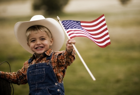kid-with-flag