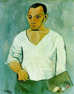 Picasso tự hoạ