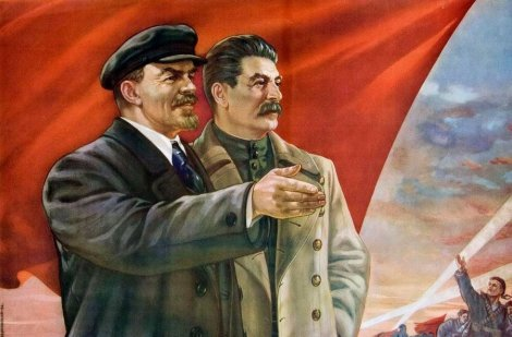 stalin_and_lenin