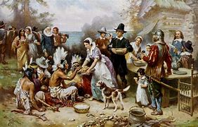 Image result for first thanksgiving images